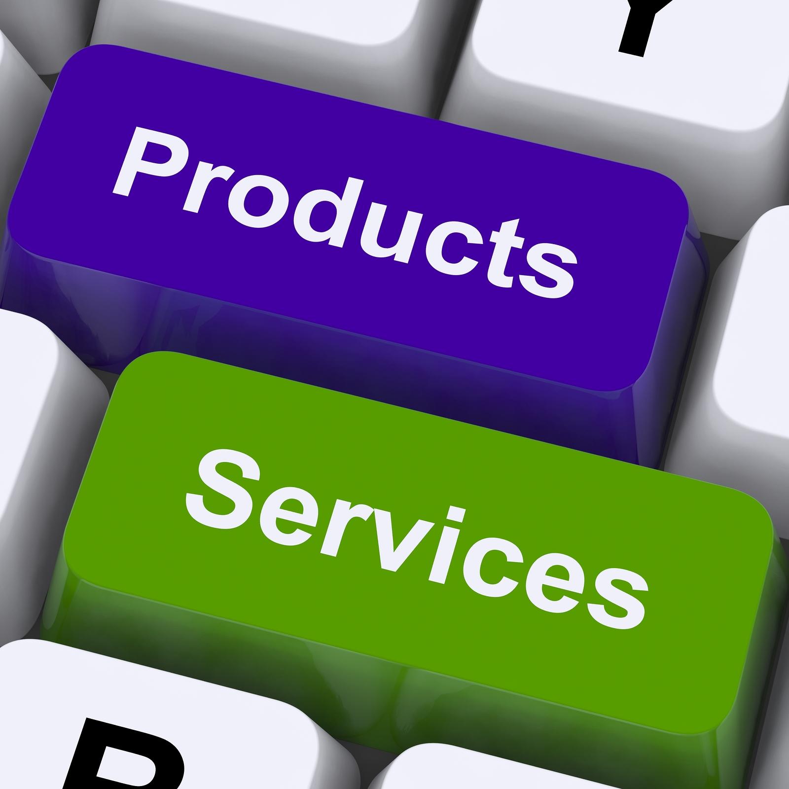 Товары или услуги: что лучше продается в наше время?