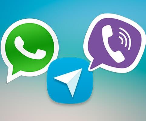 Viber, WhatsApp, или Telegram? Как рекламироваться?